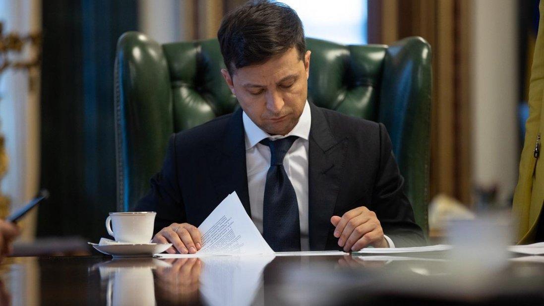 Зеленський підписав указ про звільнення голови Київської ОДА