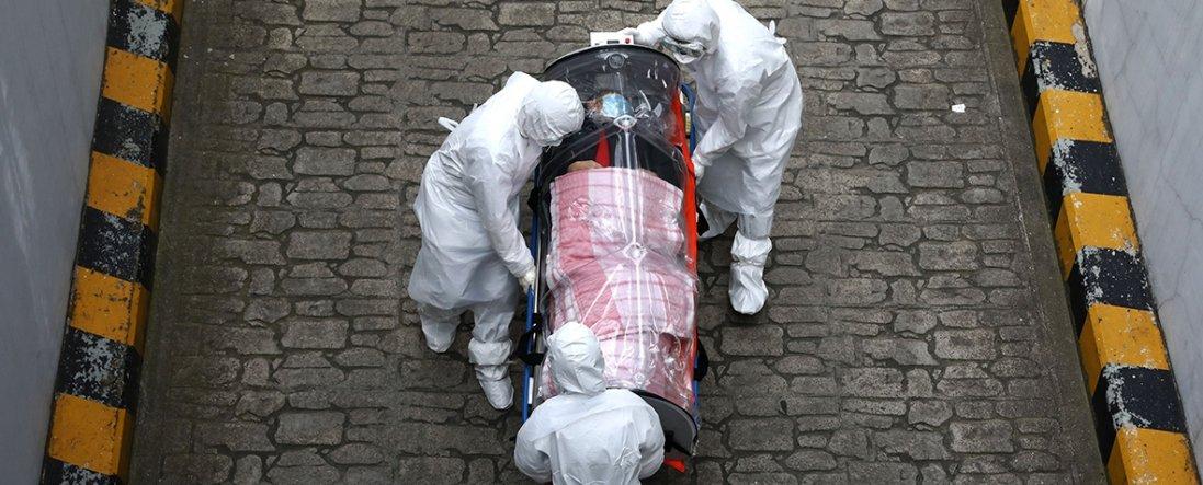 Ще одну лучанку госпіталізували з підозрою на коронавірус
