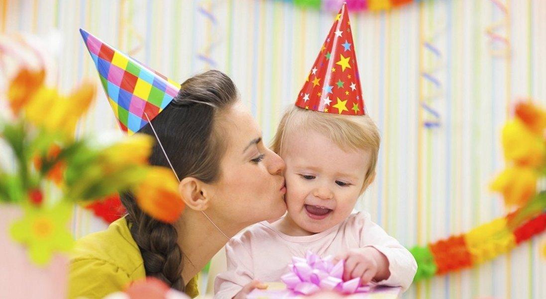 Дитячий день народження зі знижкою 20%