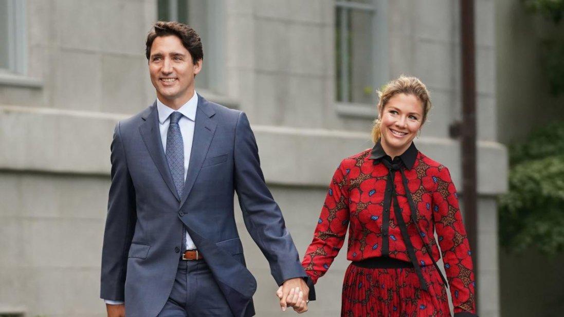 У дружини прем'єр-міністра Канади виявили коронавірус