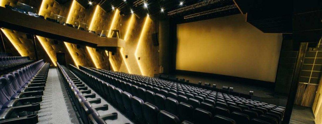 У «Промені» кінотеатр тимчасово припиняє свою діяльність