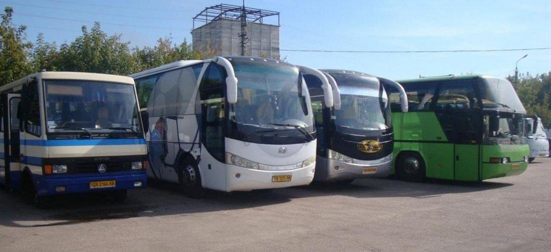 На Житомирщині призупинили автобусні перевезення