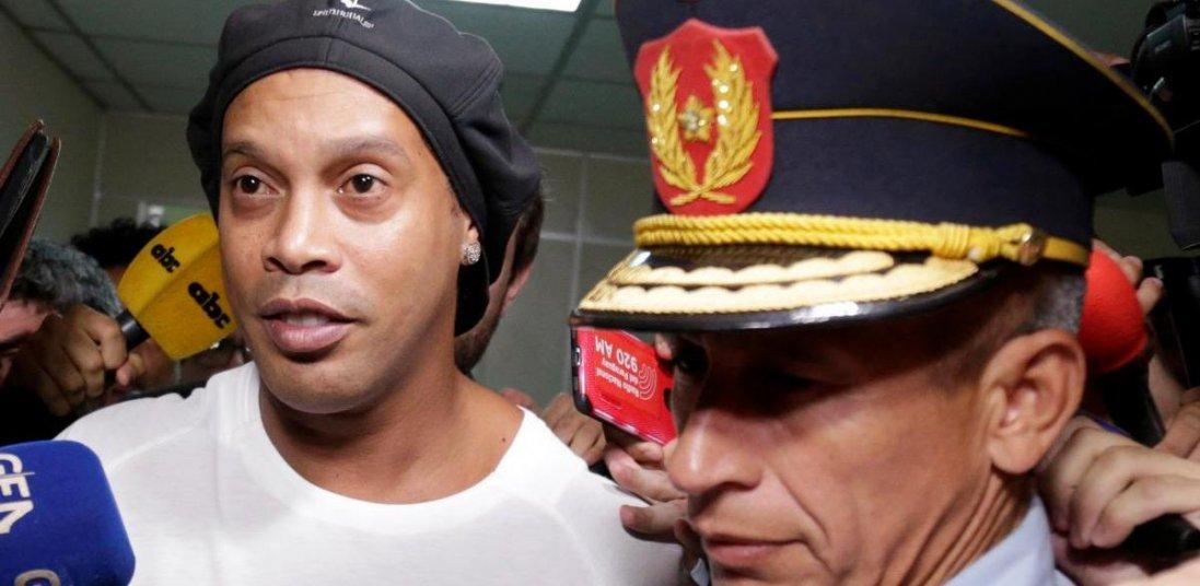 Зірка футболу Роналдіньо у в'язниці виграв порося
