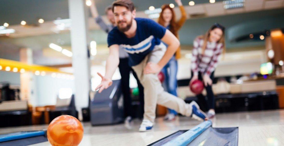Весняні акції в George`s Club для любителів гри у боулінг