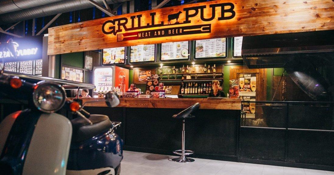 Спеціальне меню до посту від Grill Pub на луцькому фудкорті