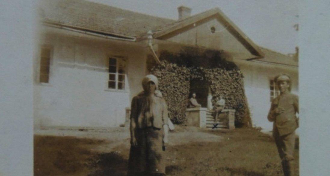 Село Бузаки на Волині 100 років тому (фото)