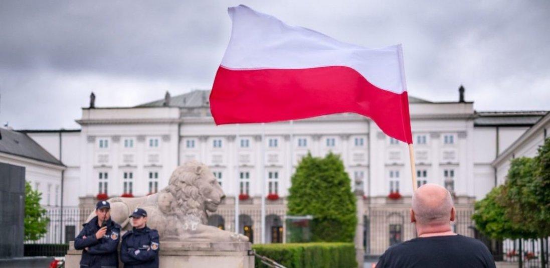 Уряд Польщі пішов на карантин