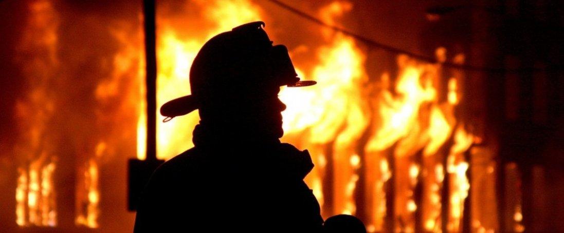 На Волині з пожежі врятували літню жінку (фото)