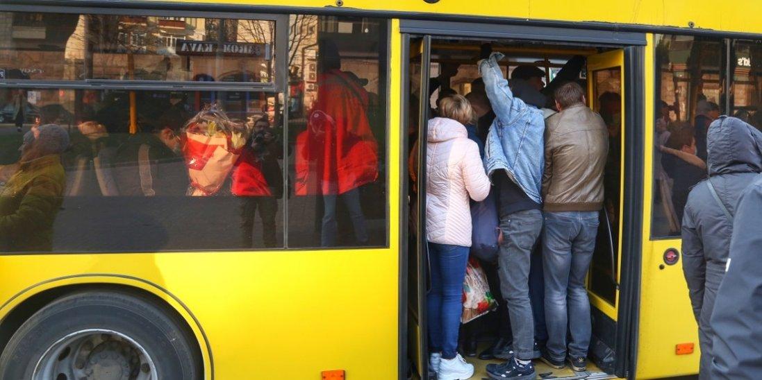 У Києві борються з натовпами пасажирів: кому та які штрафи загрожують