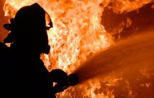 У Луцьку згоріли два автобуси: назвали ймовірну причину (фото)