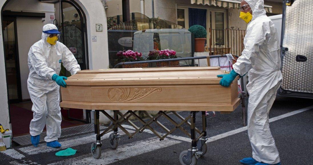 Італія перевершила Китай за кількістю померлих від коронавірусу