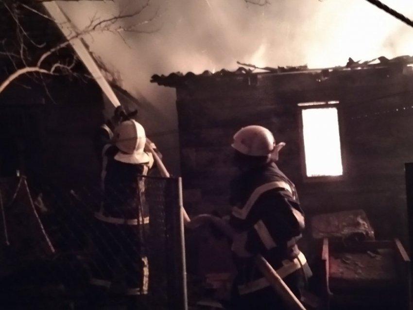 Пожежа на Дніпропетровщині
