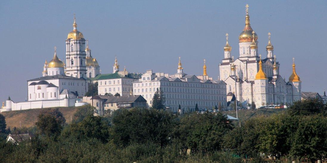 У громадян Молдови, які відвідували Почаївську лавру, виявили коронавірус