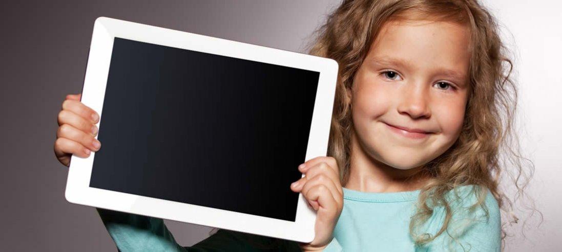 Яким має бути планшет для дитини: обираємо правильно