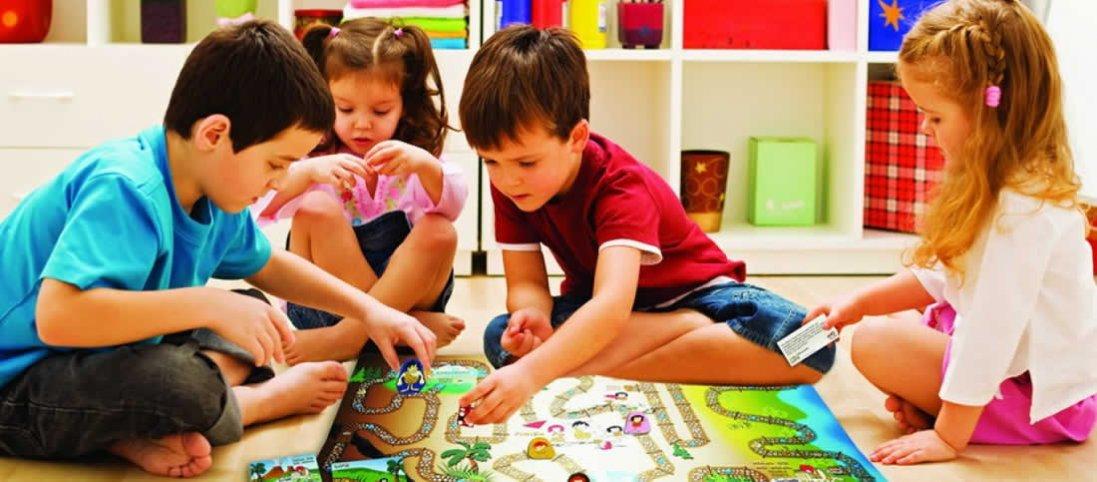 Інтелектуальні ігри для дітей
