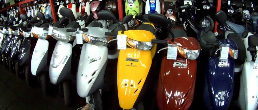 Як вибрати скутер