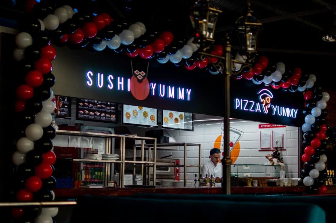 Де в Луцьку замовити доставку суші та піци