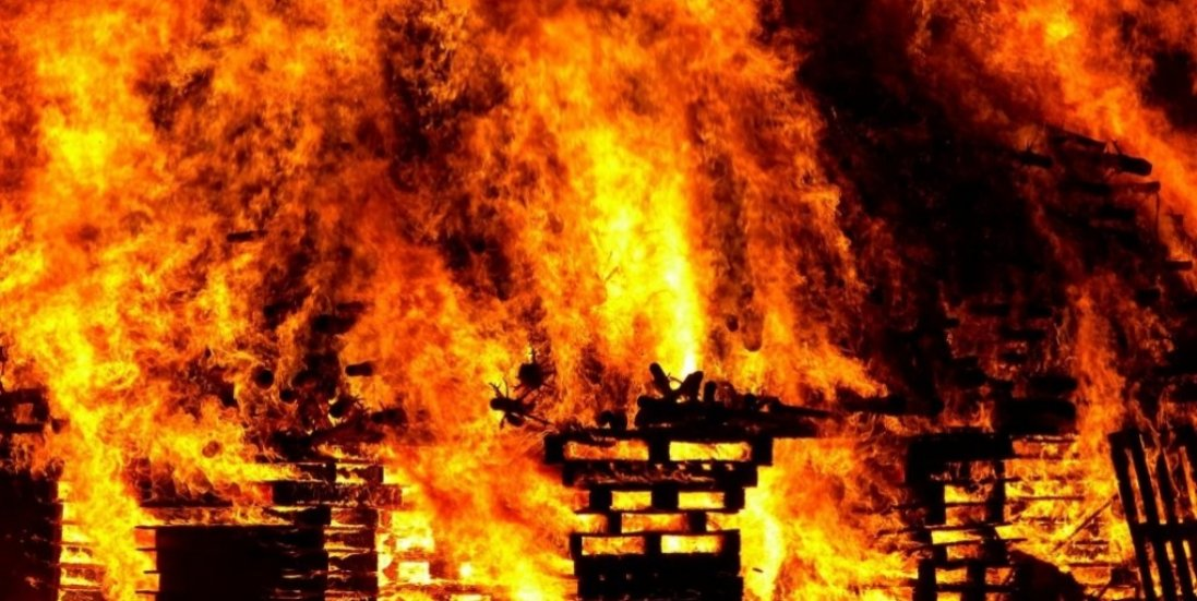 Пожежа на Волині: загинуло двоє братів