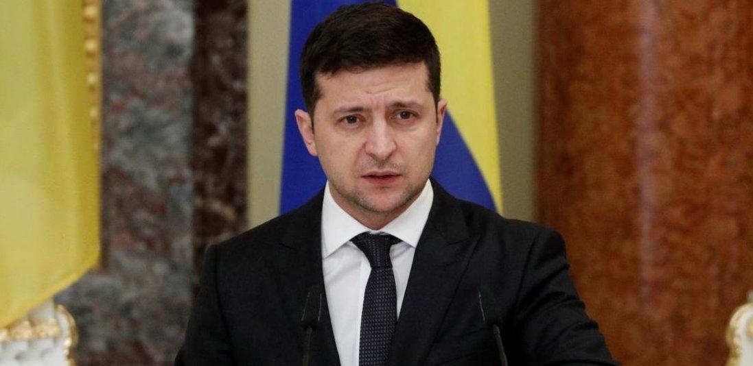 Зеленський знову звернувся до українців через коронавірус