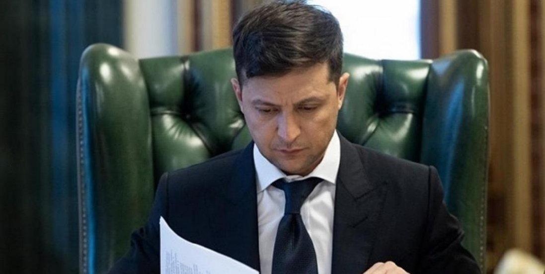 Зеленський попросив у МВФ понад 10 млрд доларів на боротьбу з коронавірусом
