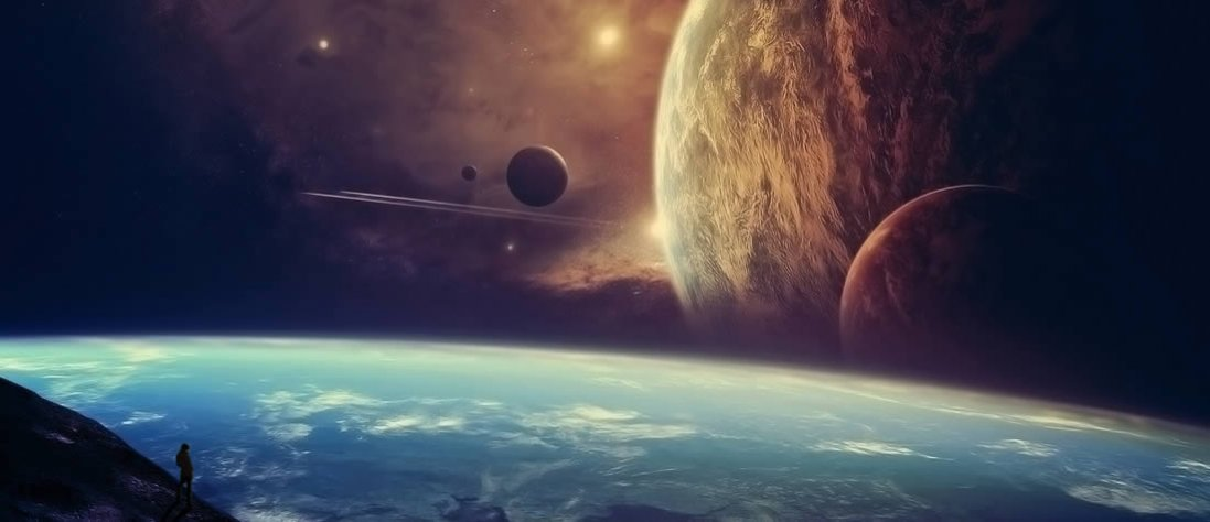 Найкращі серіали про космос