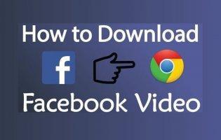 Як завантажити відео з Facebook?