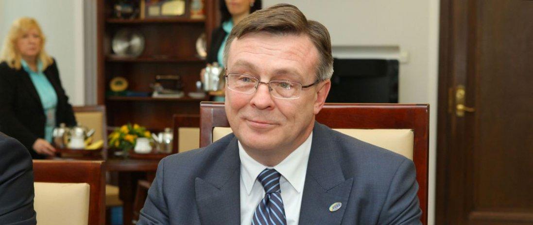Ексглаву МЗС затримали за вбивство
