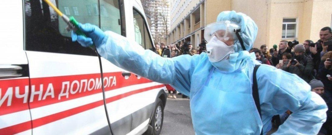 На Луганщині - коронавірус уголови осередку «Батьківщини»