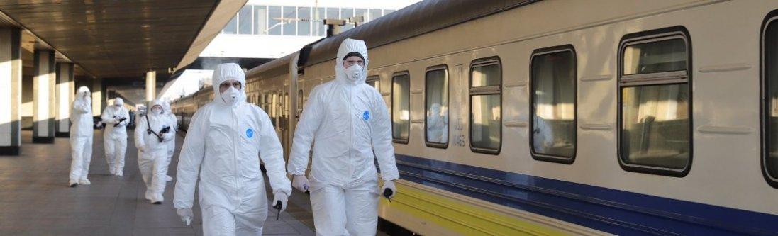Коронавірус в Україні: в Києві збільшилася кількість хворих