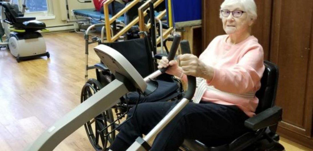 90-річна американка після інсульту поборола коронавірус