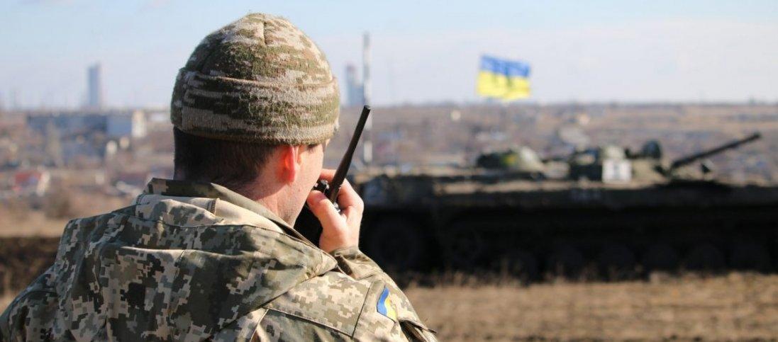 На Донбасі бойовики двічі порушили «режим тиші»