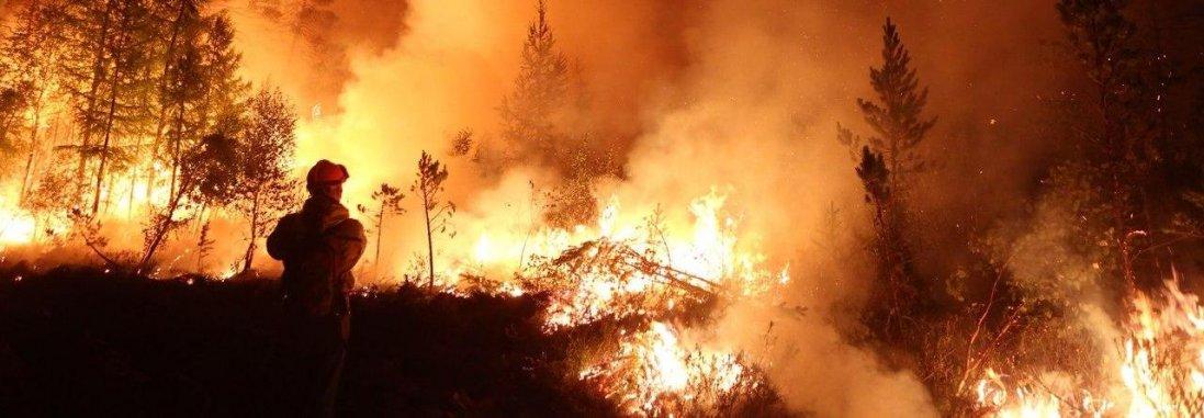 У Луцьку біля новобудови спалахнула пожежа