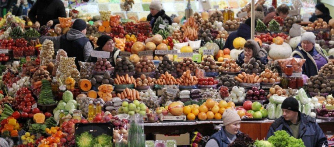 В Україні під час карантину можуть відкрити продуктові ринки