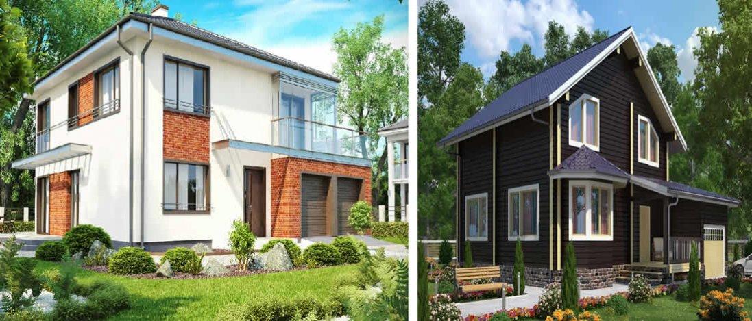 Який будинок кращий: цегляний чи дерев'яний