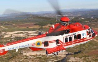 Боротьба з коронавірусом: у Запоріжжі УПЦ МП влаштувала хресну ходу на гелікоптері