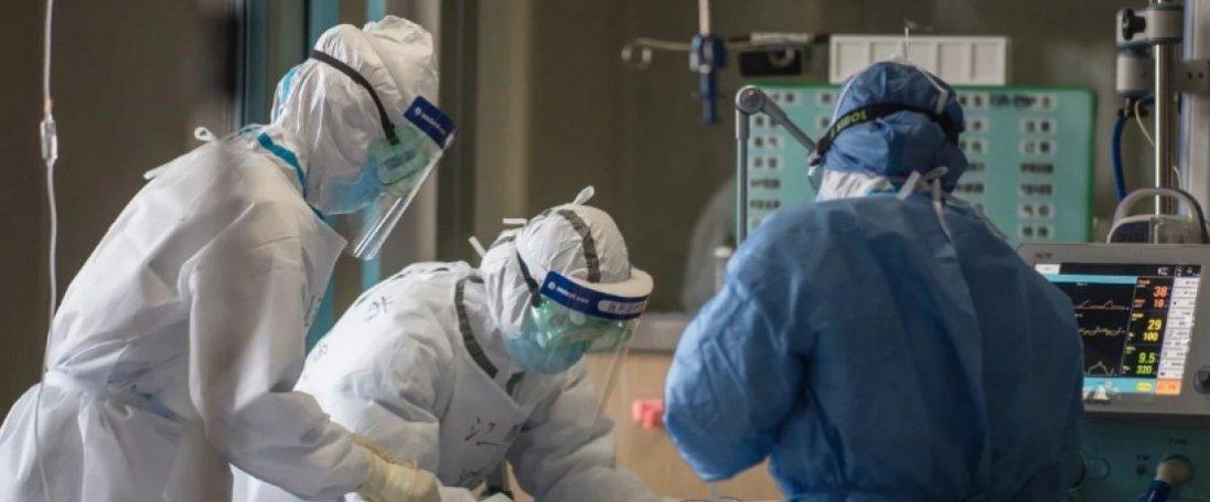 За добу від коронавірусу померли майже 1 000 італійців