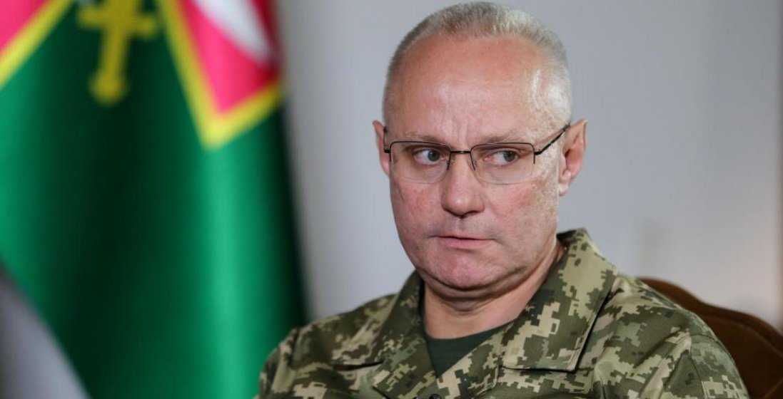 В Україні – новий головнокомандувач ЗСУ