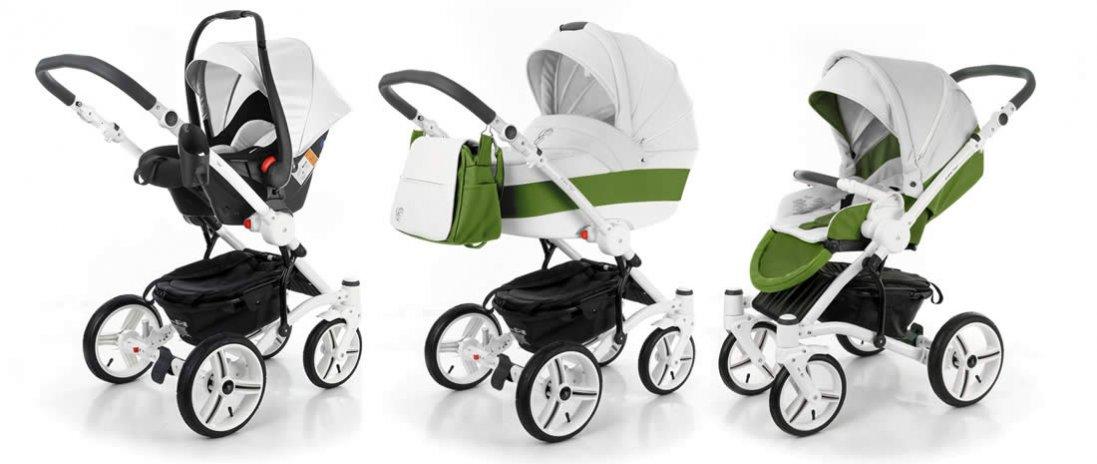 Як вибрати дитячу коляску?