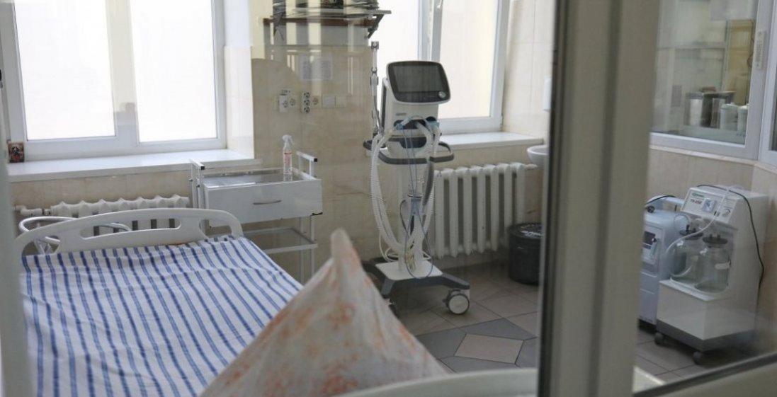 240 українських лікарень облаштували для пацієнтів з коронавірусом