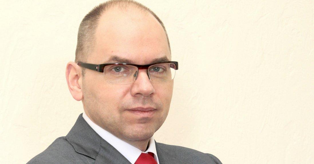 Новий міністр охорони здоров'я — кум Ігоря Палиці