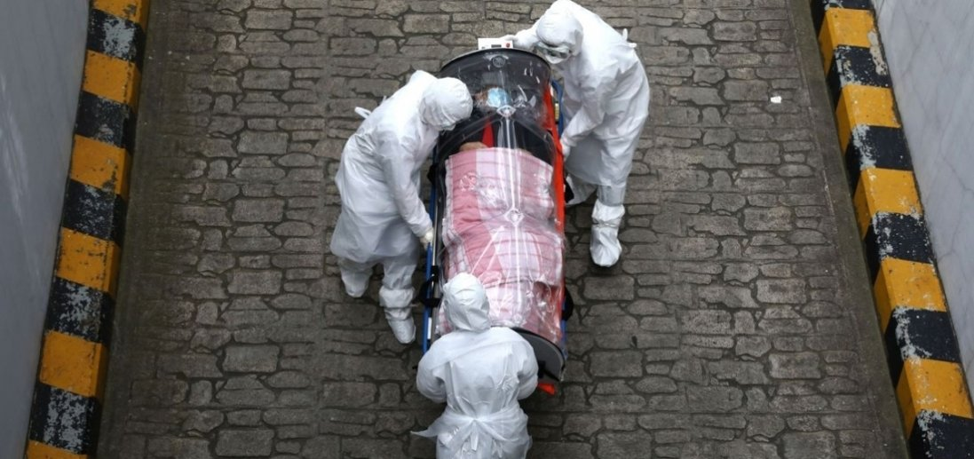 У Білорусі від коронавірусу помер актор