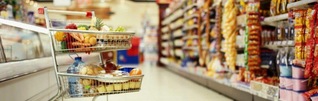 У київських супермаркетах знижуватися ціни на продукти