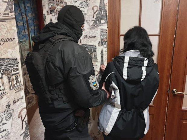 Жінку затримали, їй загрожує 10 років позбавлення волі / Фото: Facebook