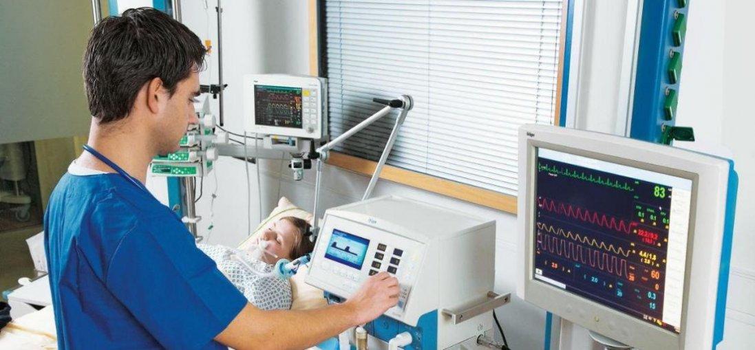 У Луцьку міську лікарню закуплять апарати штучної вентиляції легень