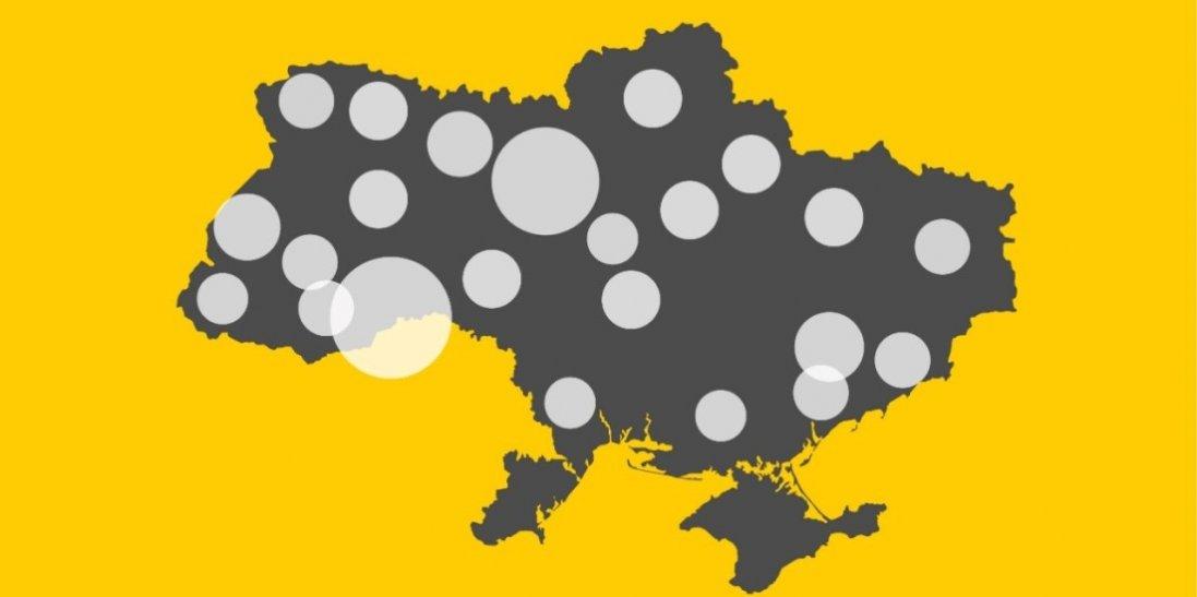 Коронавірус в Україні: 897 заражених, 22 померлих