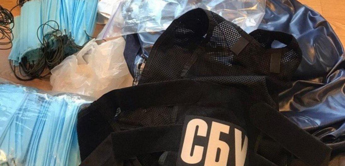 З України намагалися вивезти контрабанду респіраторів