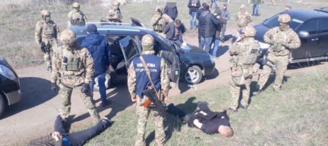 Підполковника СБУ у Волинській області затримали за фінансування тероризму