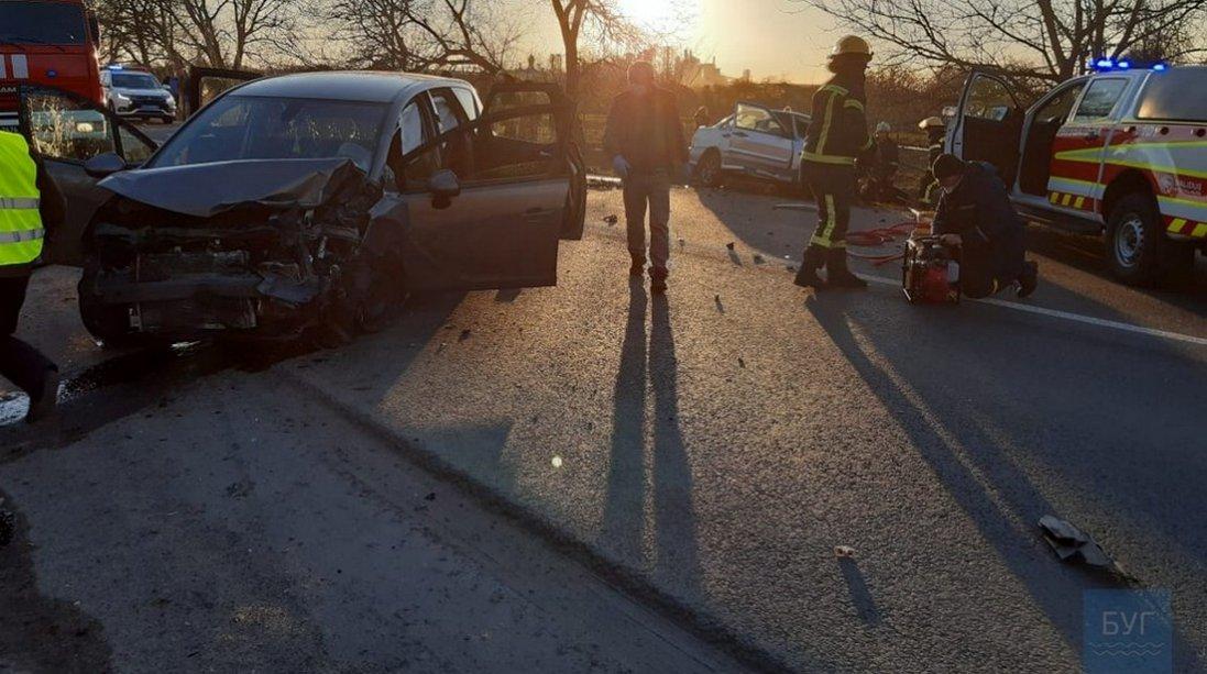 Смертельна аварія на Волині: тіло водія вирізали з машини