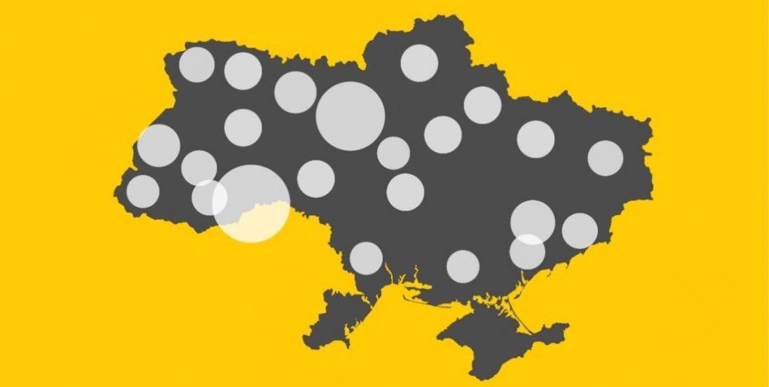 В Україні – 1308 випадків коронавірусу, 37 – летальних