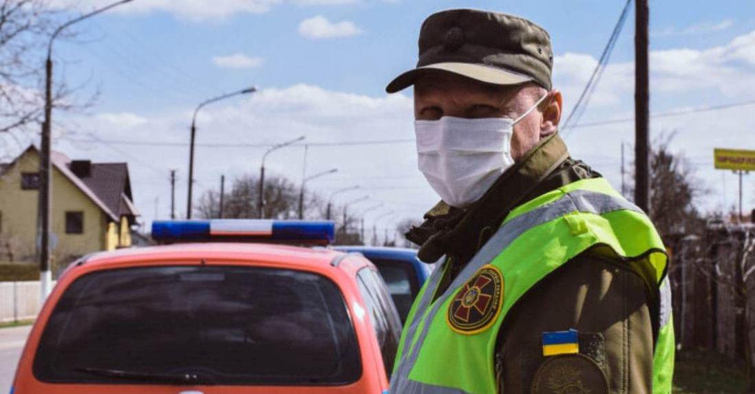 На карантинному посту в Луцьку затримали водія з наркотиками